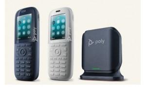 Новая серия DECT устройств Poly Rove